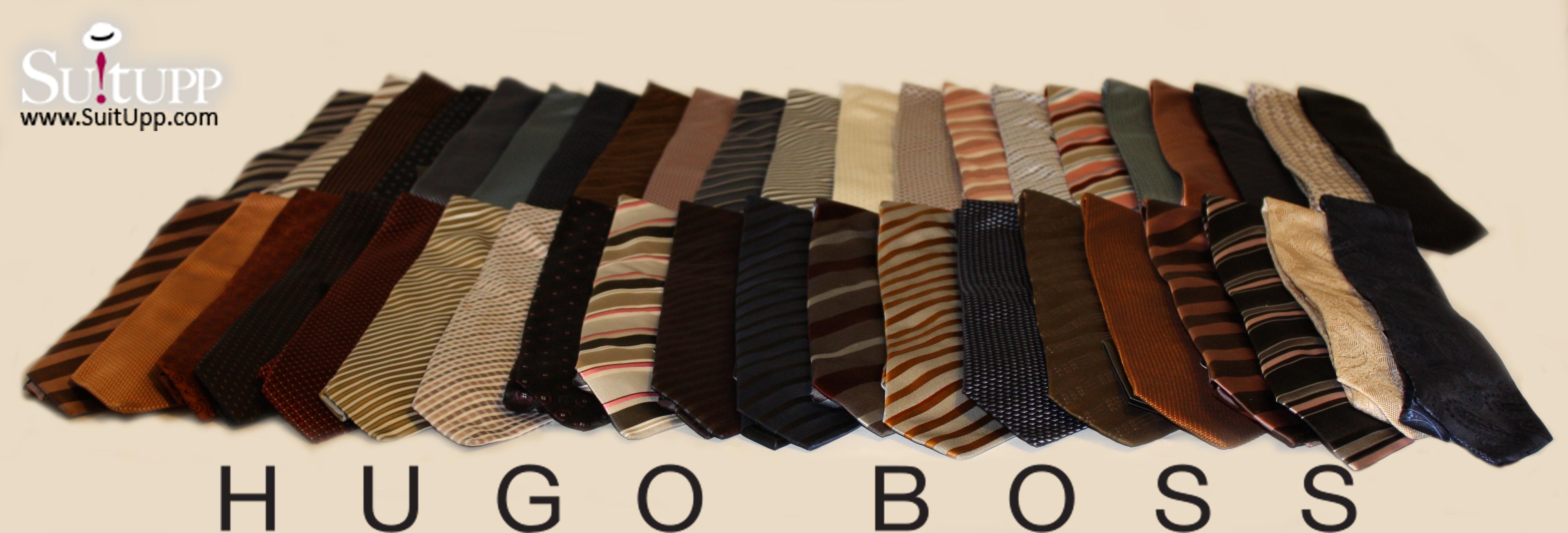 Hugo Boss Ties Collection