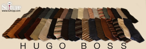 Hugo Boss Ties Collection
